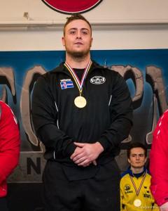 NM 2014 Junior og Sub-Junior - Álaborg, Danmörk